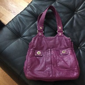 Marc by Marc Jacobs purple purse